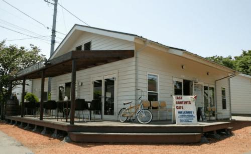ジョンソンタウン EAST CONTENTS CAFE