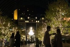 2020年恵比寿ガーデンプレイスのクリスマス