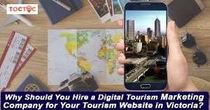 Digital Tourism Marketing Company Victoria