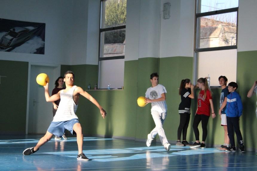 Giocatori dodgeball Fano1