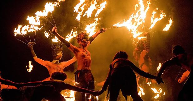 Noche de Samhain