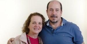 Reinaldo e Tina