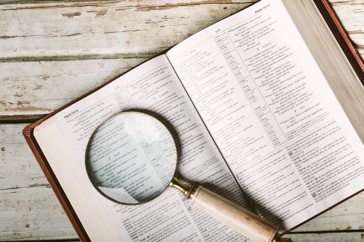O que você encontrará dentro de sua Bíblia