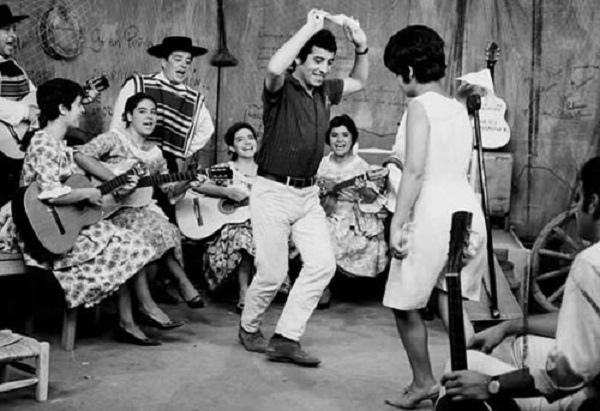 Victor Jara y Cuncumén.