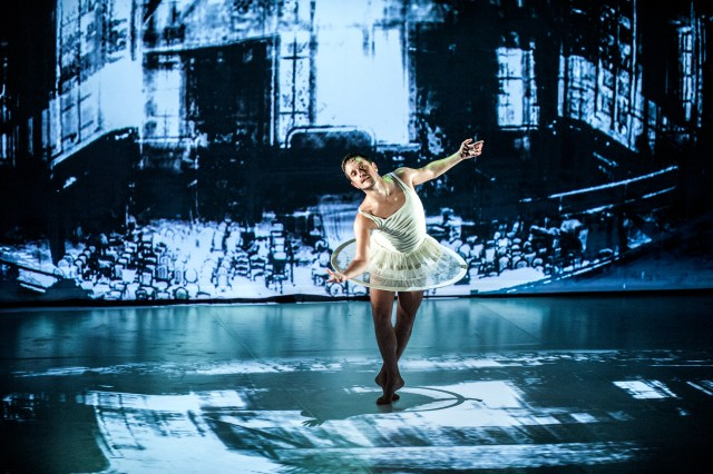 Sommerszene 2017 Pere  Faura - no dance, no paradise _ ARGE Salzburg