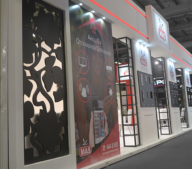 Exhibition stand Design and Construction in Europe