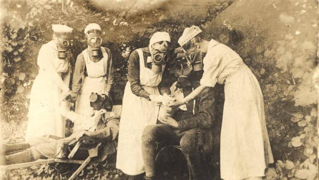 enfermeras guerra 1