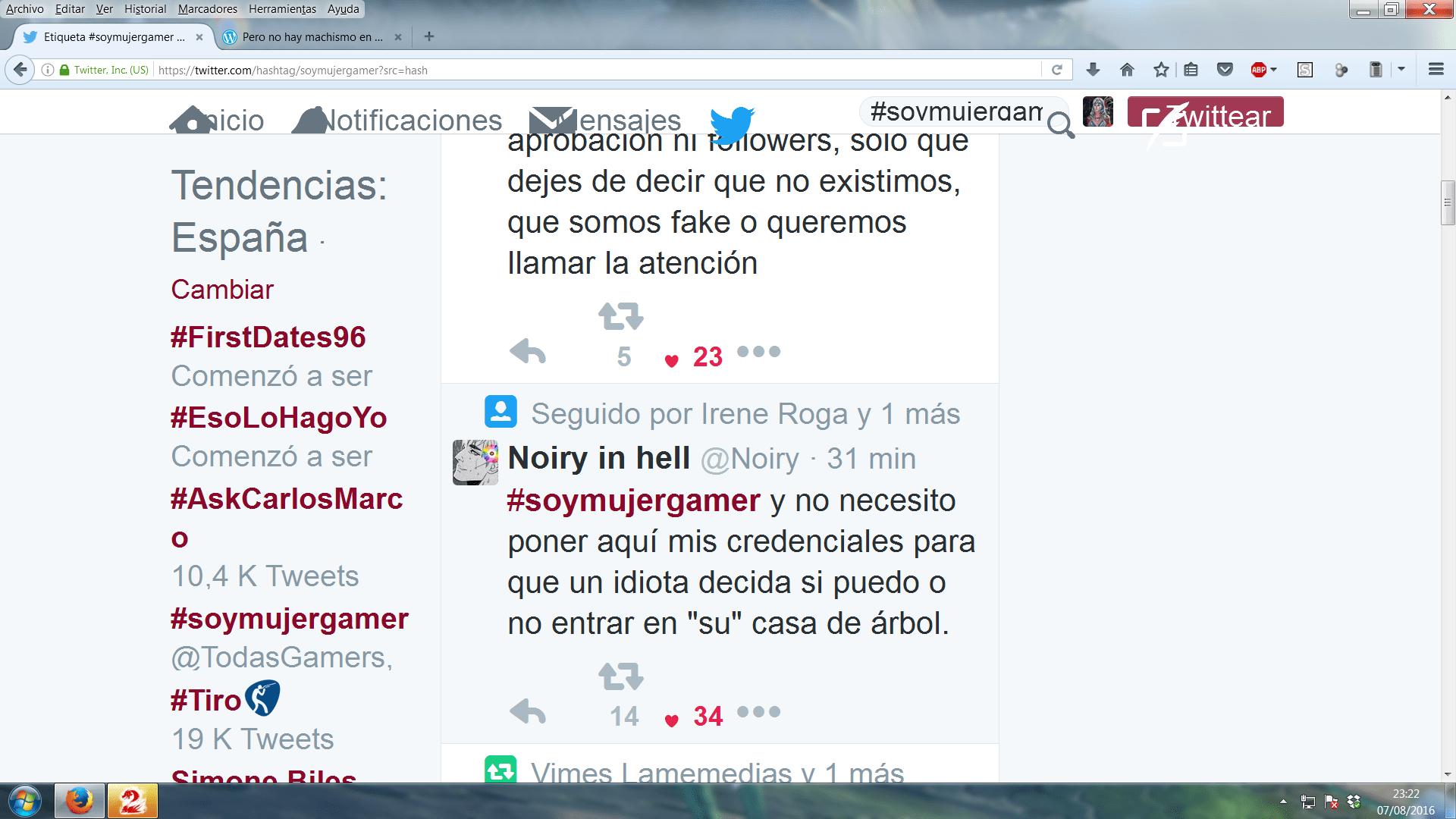 #soymujergamer