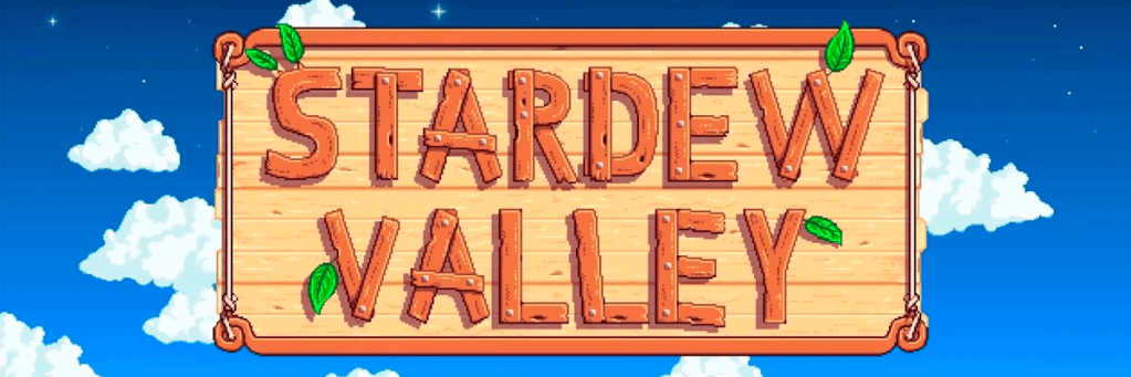 Stardew Valley titulo