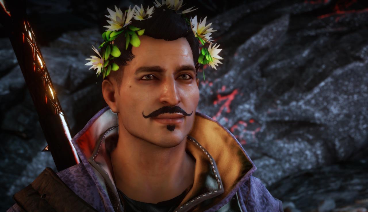 Dorian_wearing_Ardent_Blossom