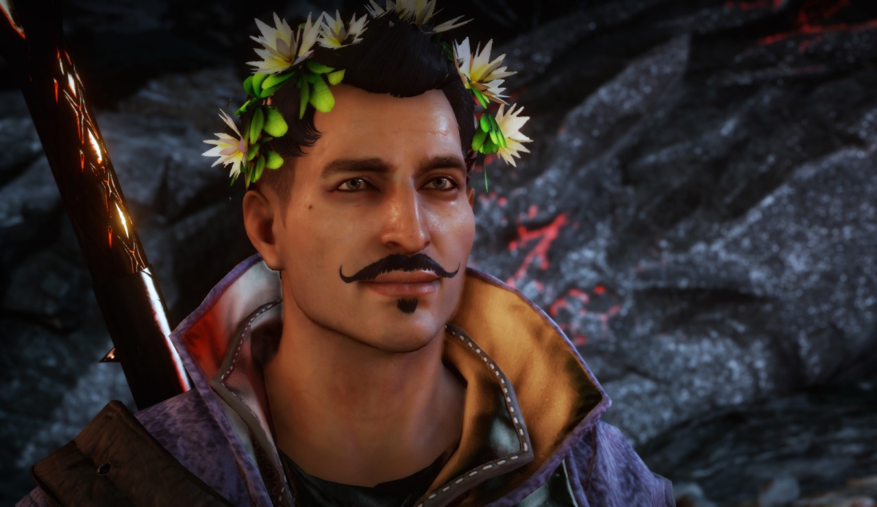 Dorian_wearing_Ardent_Blossom