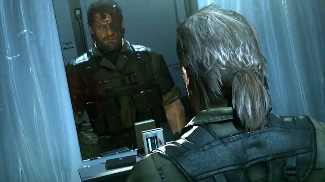 4th wall metal gear