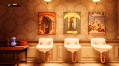 Whites Washroom (Ladies)