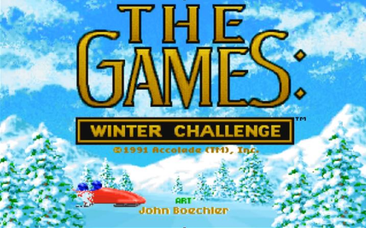 winter challenge intro