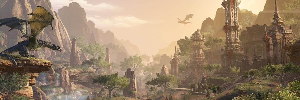 Escapada Virtual: The Elder Scrolls Online – Elsweyr