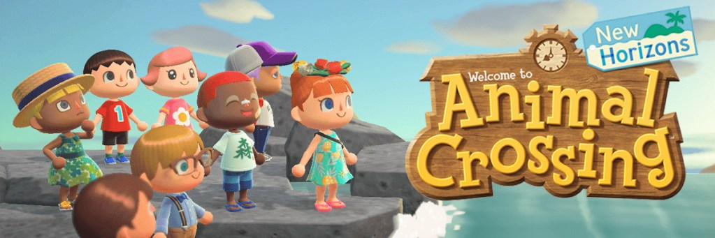 Cabecera Animal Crossing New Horizons