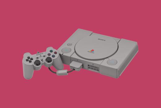PlayStation con Dualshock