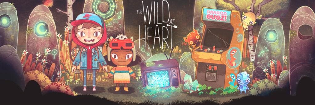 Banner Wild at Heart