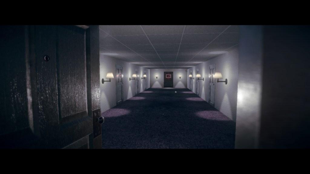 Summerland - Pasillo lleno de puertas