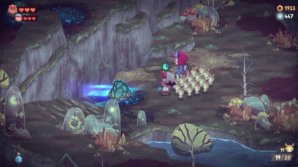 Wild at Heart - Con linterna en lo oscuro del bosque