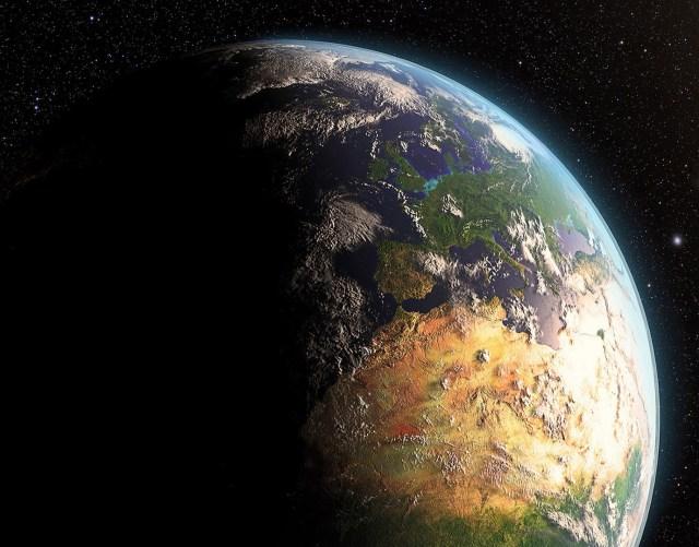 Fondos de pantalla de la Tierra en FullHD