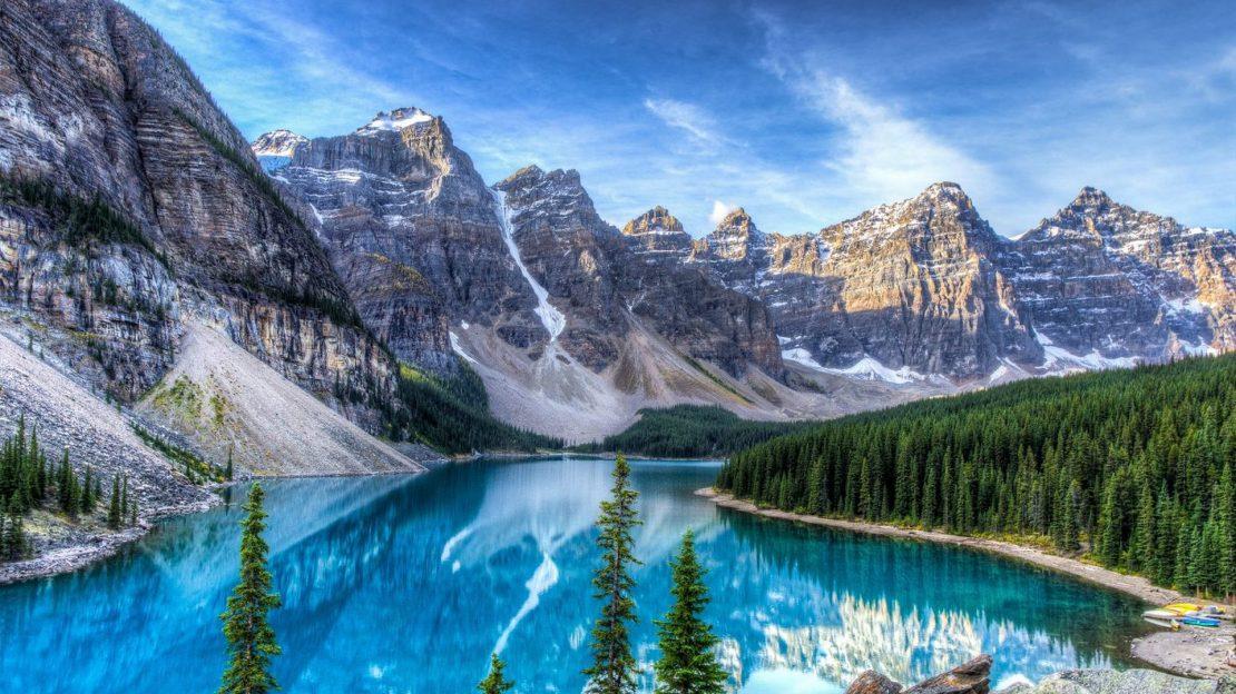 Fondos de pantalla de paisajes naturales