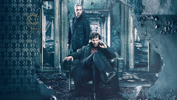 Plano de la casa de Sherlock