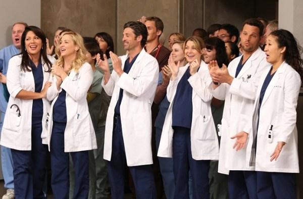 O que aprendemos com Grey's Anatomy