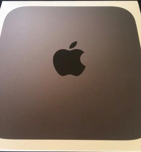 Mac mini 2018 購入