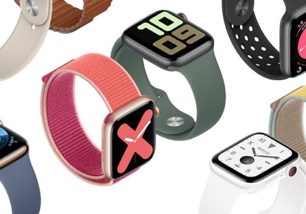 Apple Watch series5とseries3を比較【series3がいい感じのコスパに】