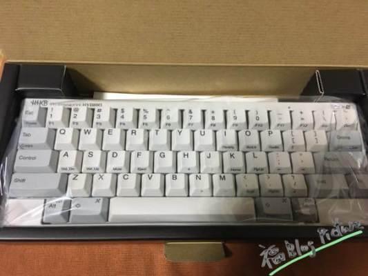 HHKB Professional HYBRID Type-S購入【レビュー】
