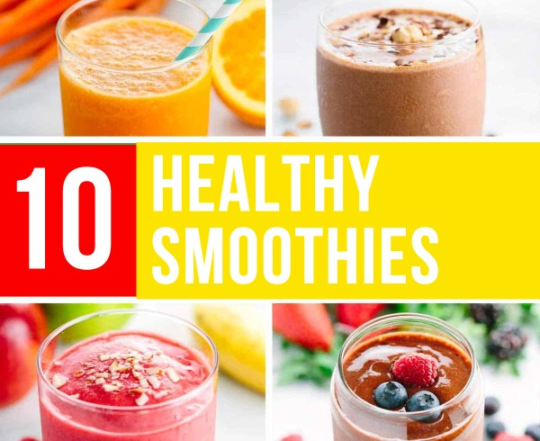 10-healthy-smoothie-recipes