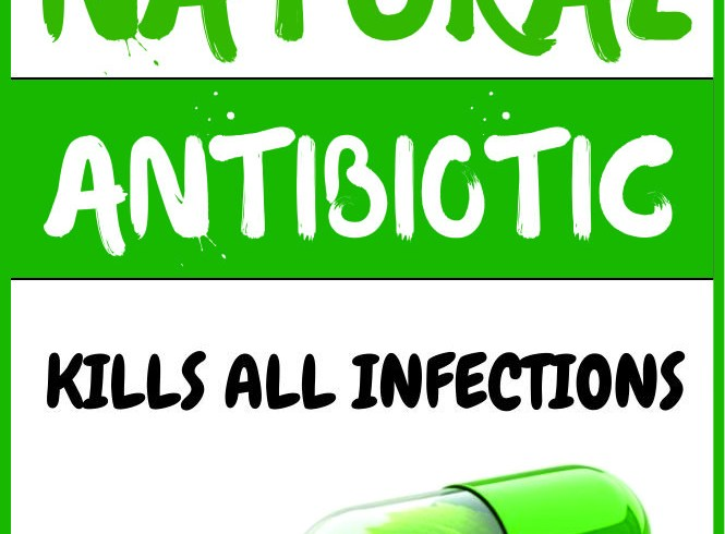 HOW TO MAKE THE MOST EFFECTIVE NATURAL ANTIBIOTIC EVER