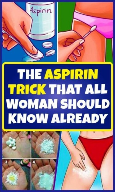 The-aspirin-trick-that-all-woman-should-know-already