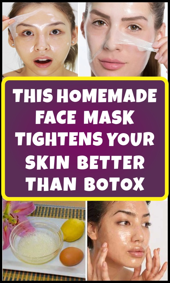 this-diy-face-mask-will-tighten-your-skin-better-than-botox