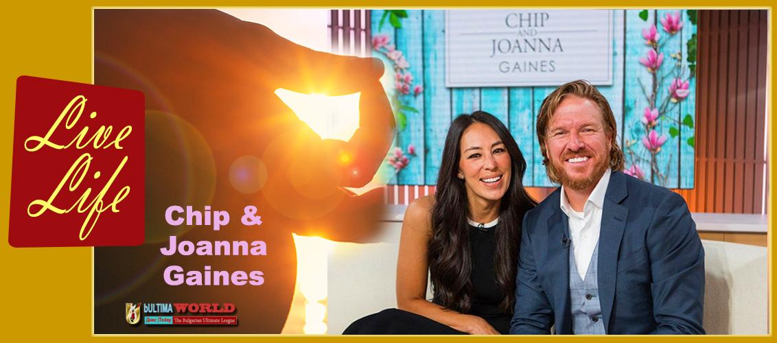Chipp and Joanna