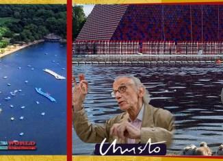 Christo Mastaba London