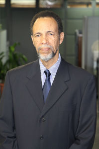 Ambassador Colin Granderson, CARICOM Assistant Secretary-General, Foreign and Community Relations.