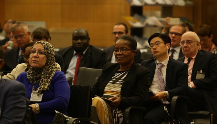 Delegates at PARIS21 Board Meetinf April 2017