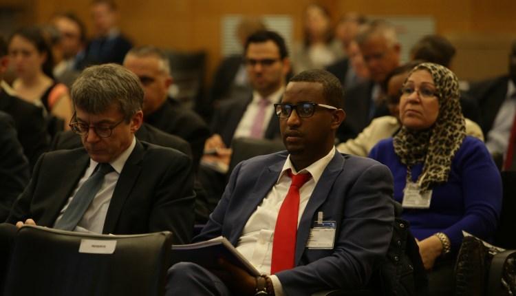 Delegates at PARIS21 Board Meeting 1