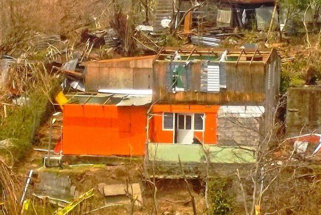 Dominica hurricane