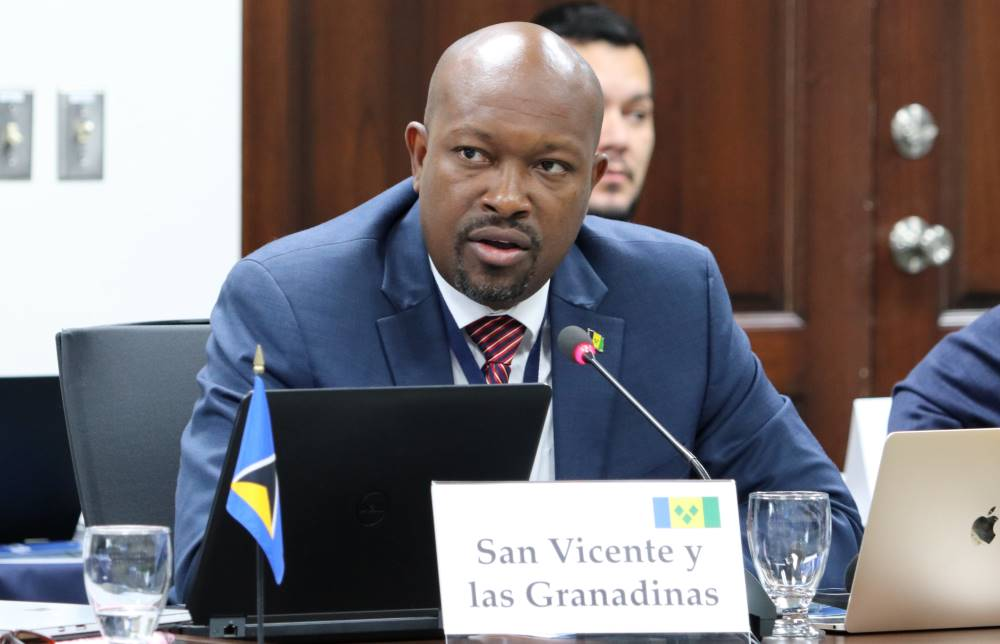 Minister of Agriculture of St. Vincent and the Grenadines, Saboto Caesar, will lead the efforts of the Caribbean Community's (CARICOM) agrifood sector to tackle the pandemic.