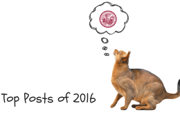 "A title graphic stating ""Top Posts of 2016."""