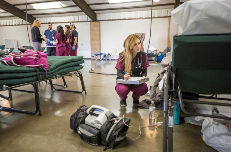 Chico State Student Volunteers Step Up in Time of Need