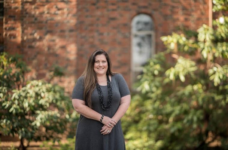 Rachel McBride-Praetorius is CSU, Chico's first-ever Director of Tribal Relations.