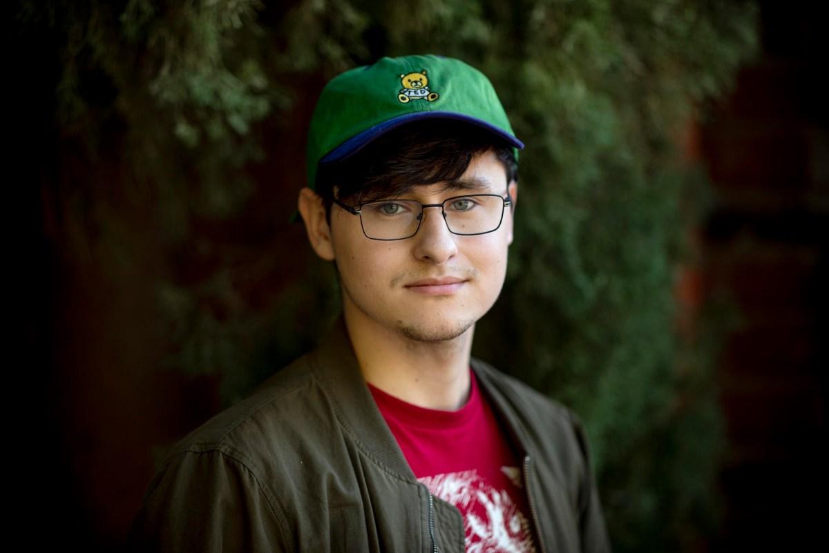 Portrait of Ethan Robinson