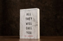 """California State University, Chico President Gayle Hutchinson and Butte College President Samia Yaqub have jointly announced the two institutions' upcoming Book in Common will be """"All They Will Call You"""" by Tim Z. Hernandez"""