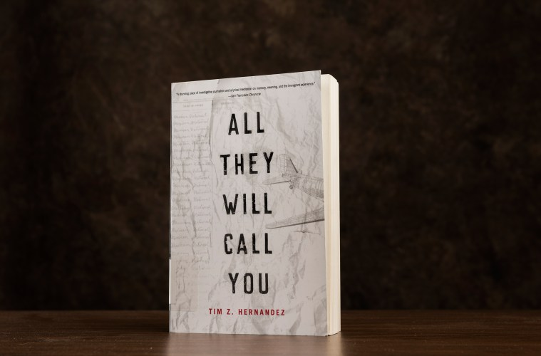 "California State University, Chico President Gayle Hutchinson and Butte College President Samia Yaqub have jointly announced the two institutions' upcoming Book in Common will be ""All They Will Call You"" by Tim Z. Hernandez"