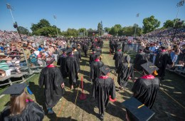 """Chico State has been named to Forbes magazine's """"Best Value Colleges"""" list for 2018. The publication used criteria such as alumni earnings after graduation, net price of tuition, student debt post-graduation, and timely graduation."""