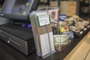 Stainless steel straw kits will be available for purchase at multiple point-of-sale locations across campus, including the BMU Marketplace. The kits, which will go for $1.25 apiece, will include a straw, a cleaning brush and a sticker.